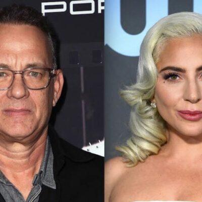 Tom Hanks Lady Gaga Oscar