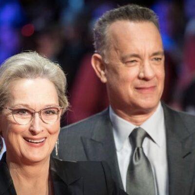 Tom Hanks Meryl Streep Oscars