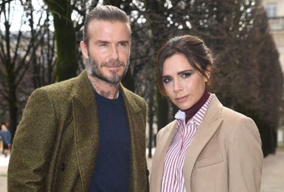 Victoria Beckham Spice Up Marriage
