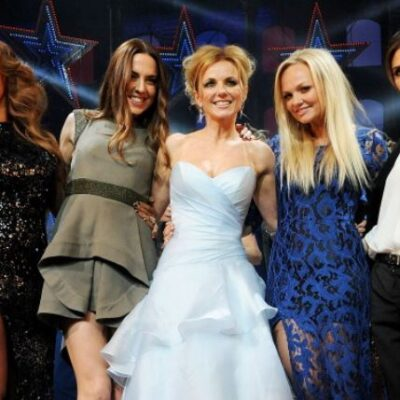 Victoria Beckham The Sun Spice Girls