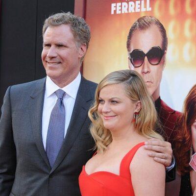 Will Ferrell Amy Poehler Feud