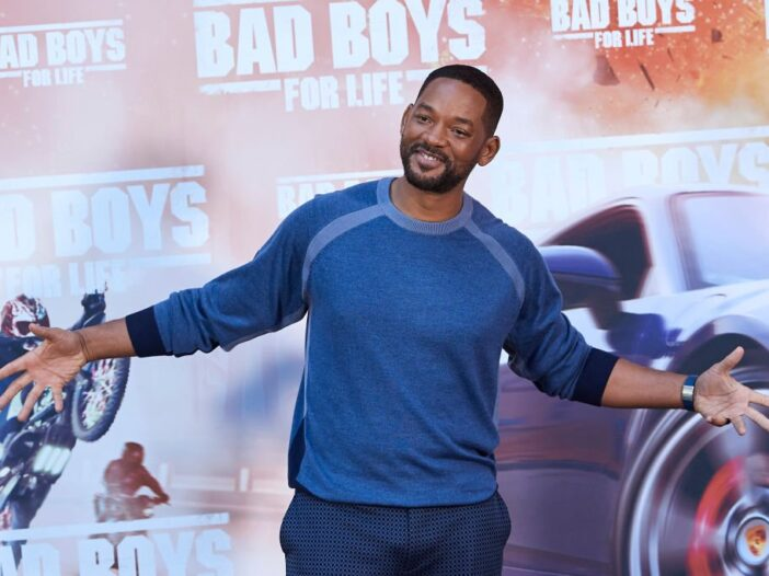 Will Smith attends 'Bad Boys For Life' photocall at the Villamagna Hotel in Spain