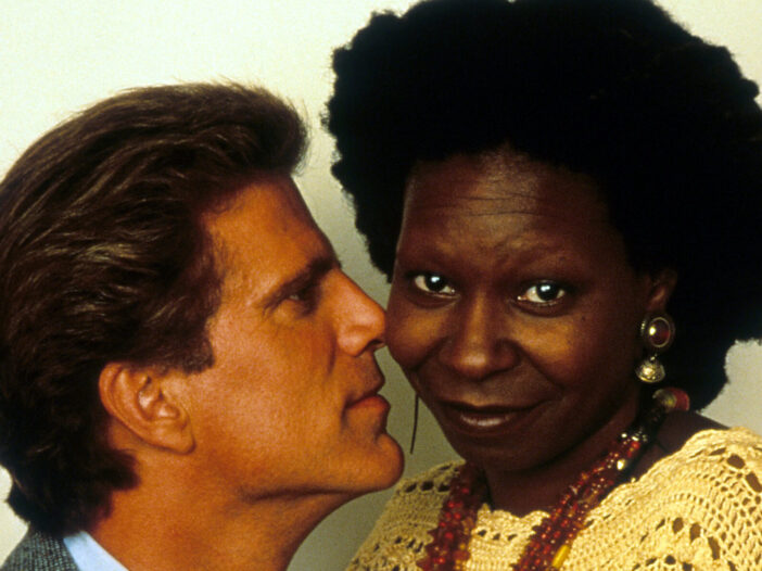 Ted Danson And Whoopi Goldberg In 'Made In America'
