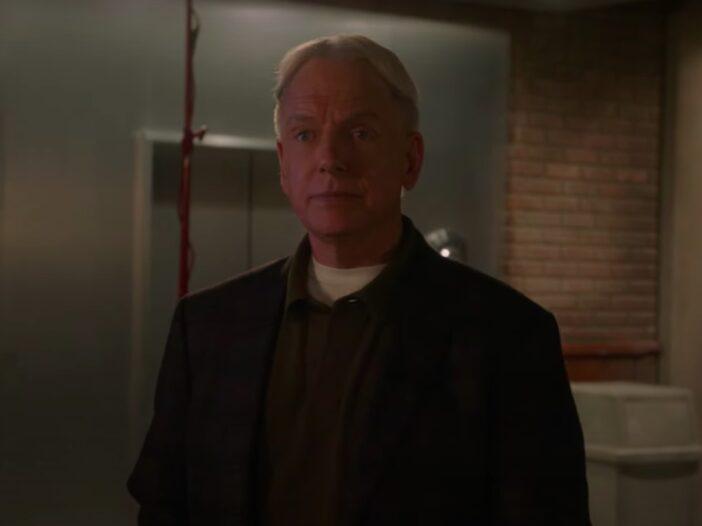 screenshot of Mark Harmon as Gibbs on NCIS