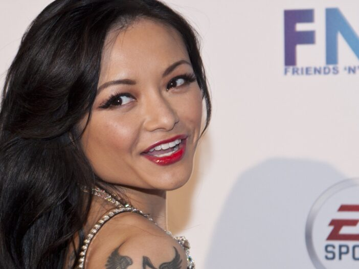 Tila Tequila at the 'Family N Friends' Grammy Party in 2011