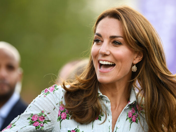 Cover image of Kate Middleton.