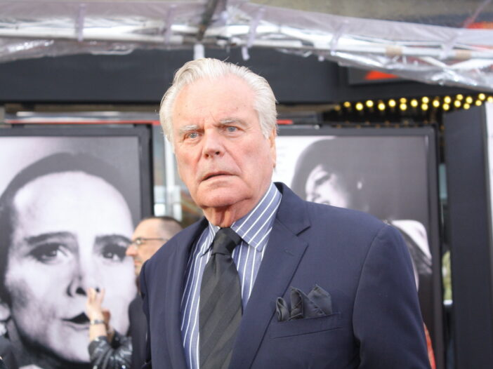 Robert Wagner in a suit