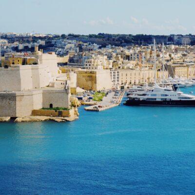 Cover image of Malta.