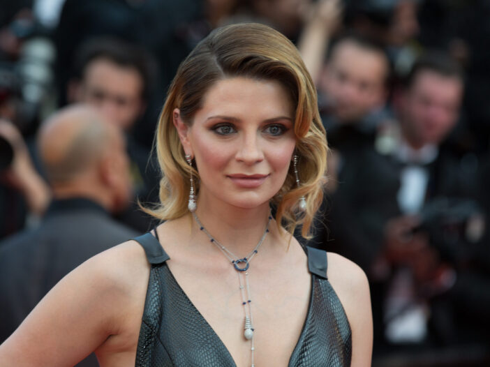 Mischa Barton on the red carpet at Cannes Film Festival in 2017