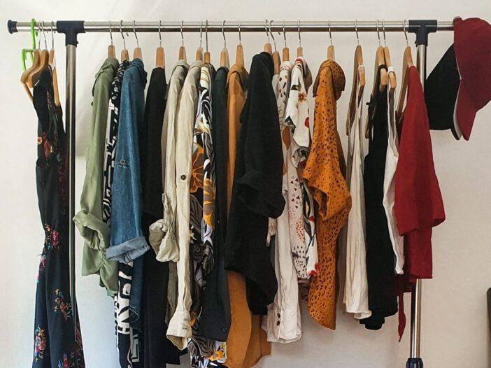 Image of an organized closet.