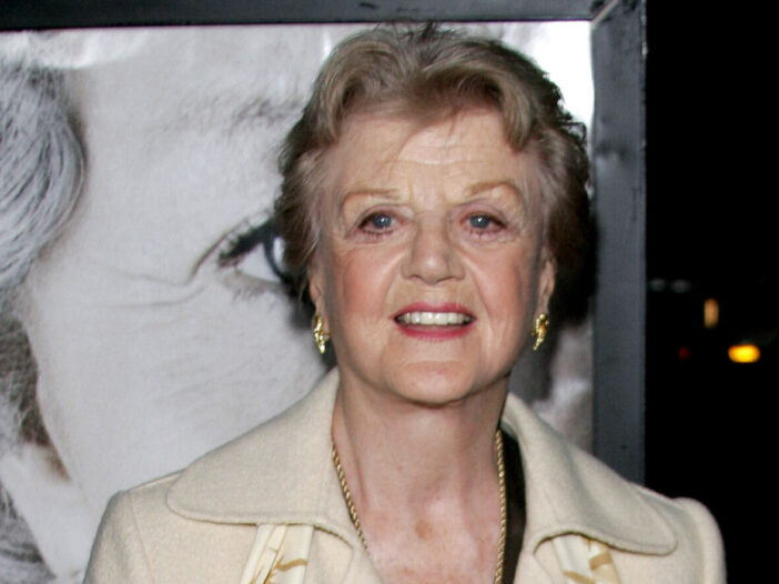 Angela Lansbury at the Los Angeles premiere of 'The Queen' held at the Academy of Motion Picture Arts and Sciences in Beverly Hills, USA on October 3, 2006