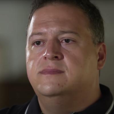 Sebastián Marroquín on 60 Minutes.