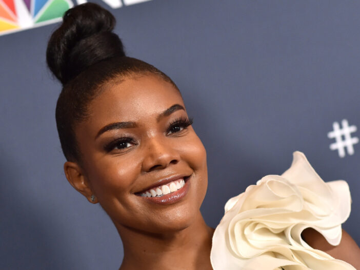 (DFree/Shutterstock.com) Gabrielle Union smiling at America's Got Talent Finale