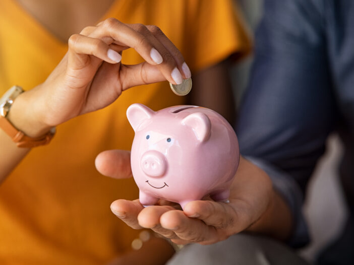 Image of piggy bank.
