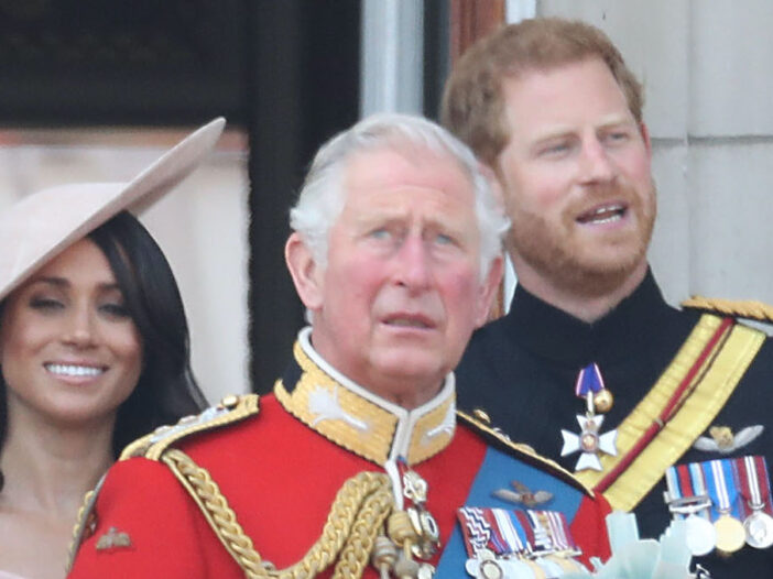 Meghan Markle, Prince Charles,