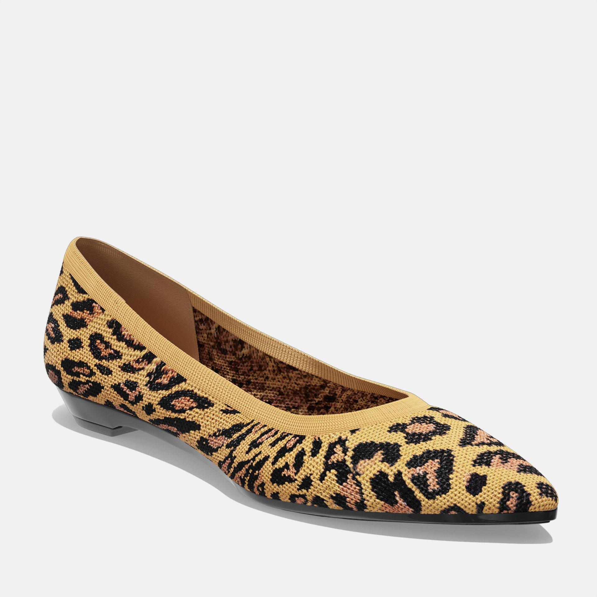 Stiletto Cheetah 3 Inch