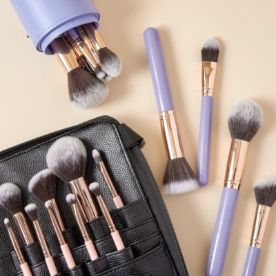 Image of Luxie brushes