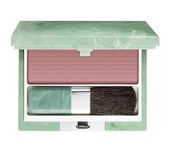 "Clinique Soft-Pressed Powder Blusher In ""Pink Blush"""