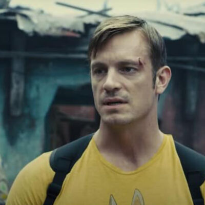 Screenshot of Joel Kinnaman from The Suicide Squad