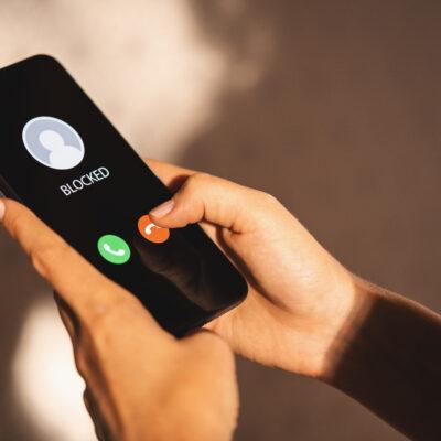 Image of scam caller
