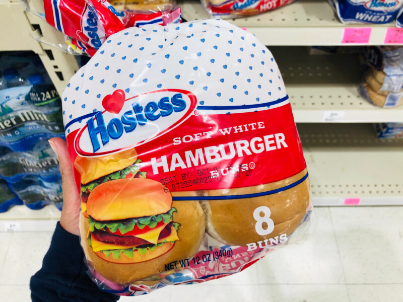 Image of Hostess buns