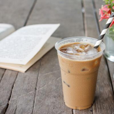 Image of iced coffee