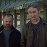 screenshot of Frank Fritz and Mike Wolfe on American Pickers