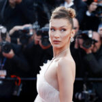 Bella Hadid at Cannes Film Festival in 2019