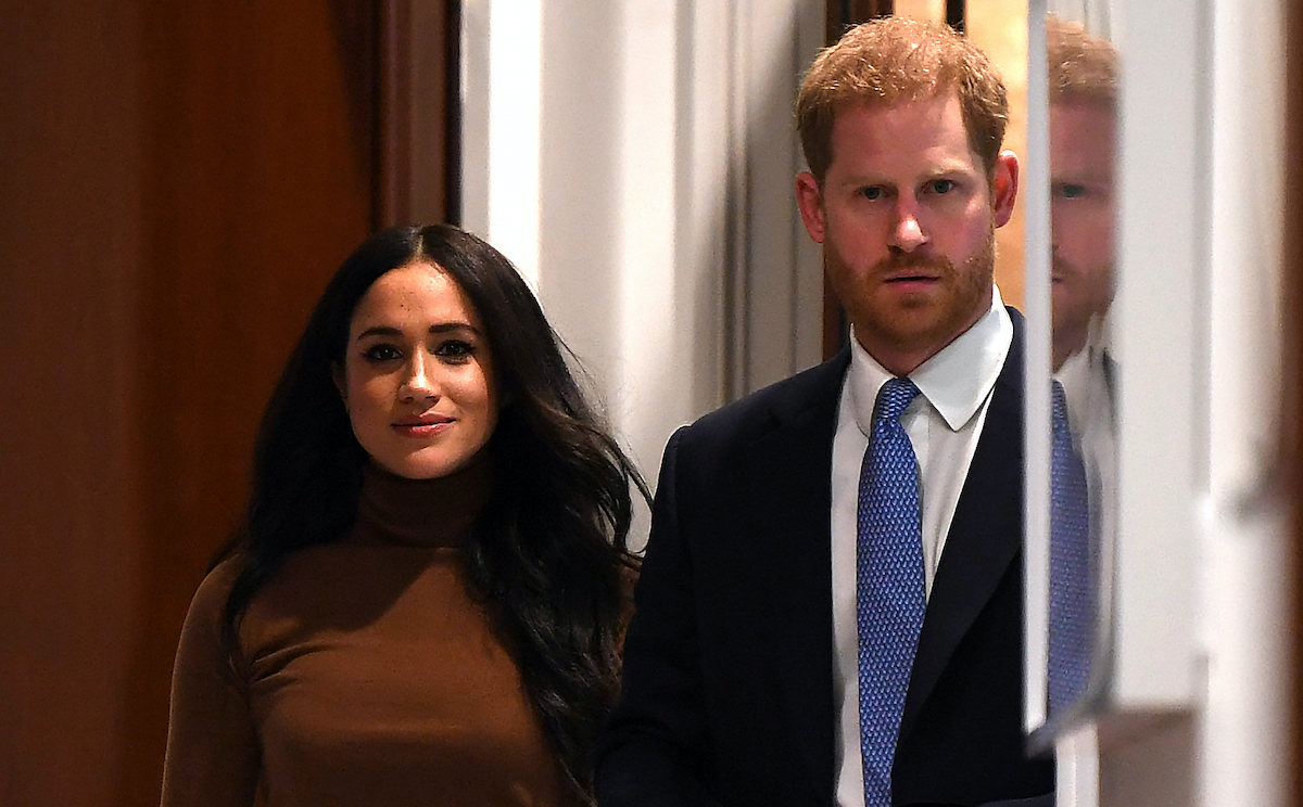 Prince Harry, Meghan Markle On The Outs After 'Huge Fights'?