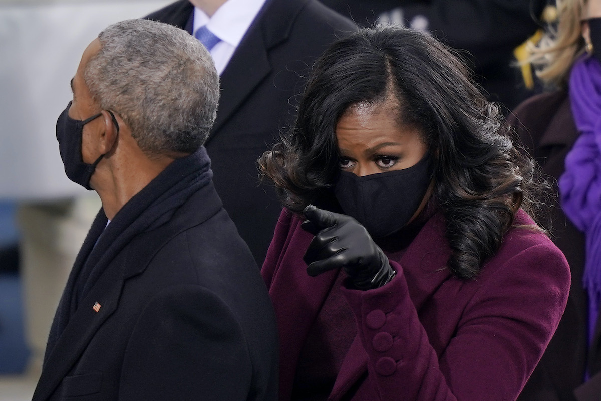 Barack Obama Grooming Michelle To Beat Joe Biden In Presidential Election, Report Says