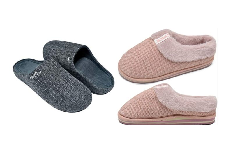 Image of slippers