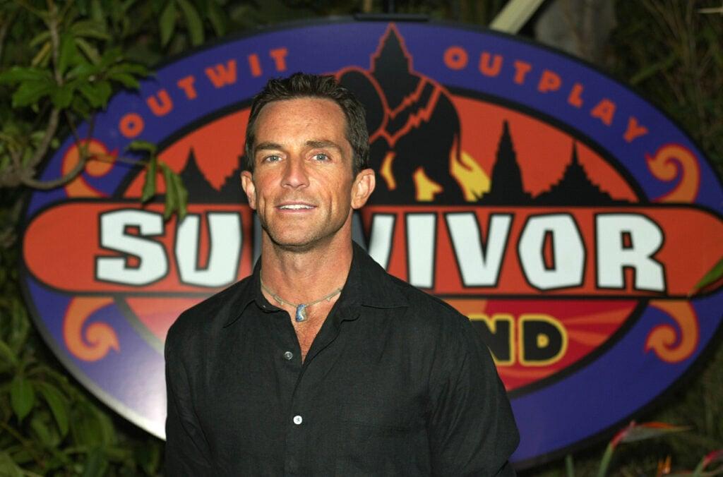 Jeff Probst at 'Survivor: Thailand' Finale