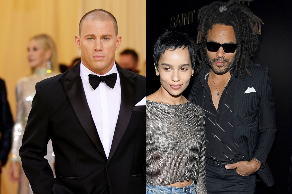 Lenny Kravitz Disapproves Of Channing Tatum Dating Zoe Because Of His 'Reputation As A Flirt'?