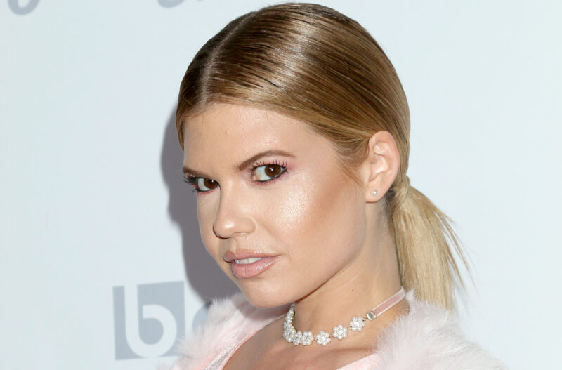 Close up of Chanel West Coast