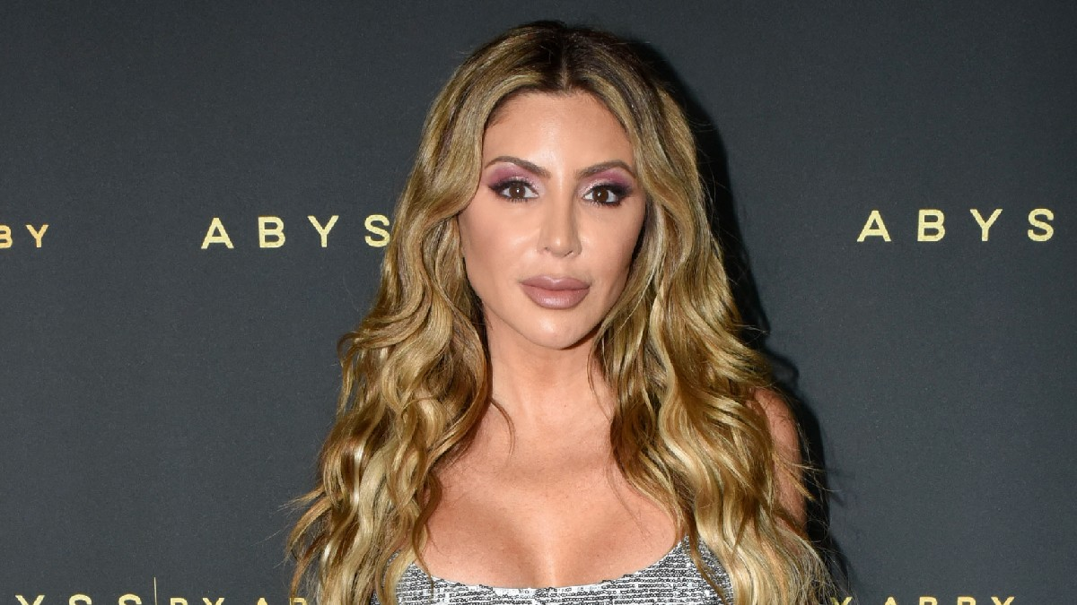 Larsa Pippen Seeks Opinions For Skintight Cut-Out Dress