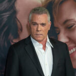 Ray Liotta in a suit at the premiere of a movie