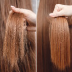 Image of smooth hair