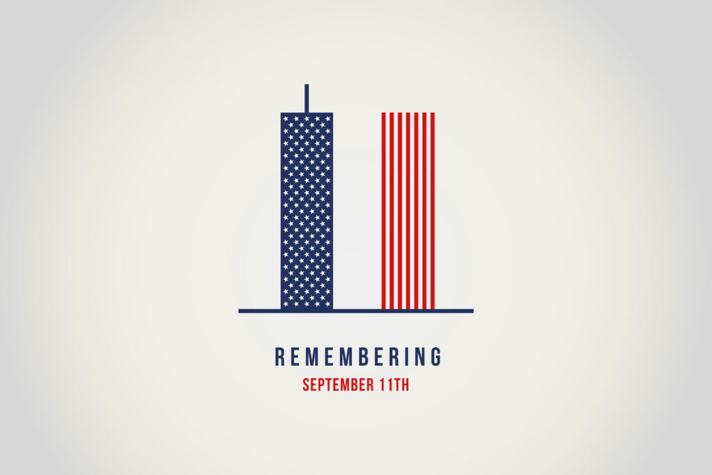 Image of 9/11 graphic
