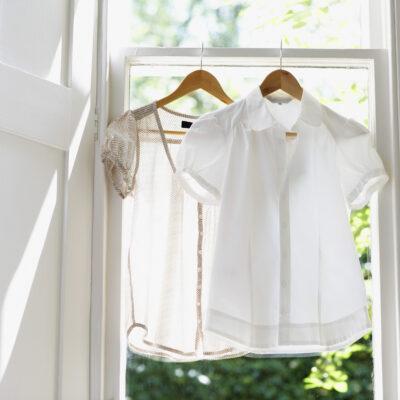 Image of white shirts