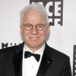 Steve Martin in a black tux at the 66th Annual ACE Eddie Awards.