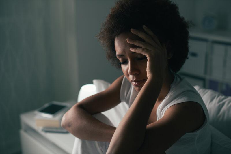 depression, anxiety, panic attacks