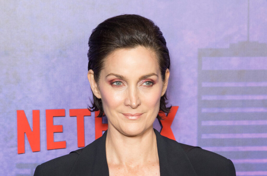 Carrie-Anne Moss in 2018