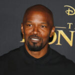 Jamie Foxx at the world premiere of The Lion King in 2019