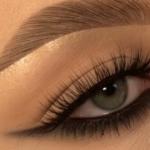 Image of reverse cat eye