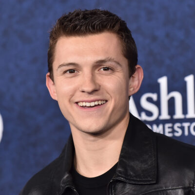 Actor Tom Holland attending the premiere of 'Onward' in 2020