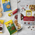 Nestlé Toll House holiday cookie dough flavors 2021 and their peppermint hot cocoa morsel & more mix