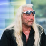 Dog The Bounty Hunter in a TV appearance on Fox News